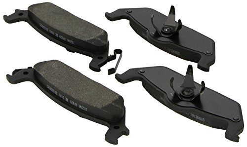- Centric Parts 102.10120 102 Series Semi Metallic Standard Brake Pad