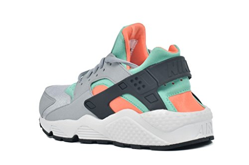 zapatilla Air material total sintético de Summit White Grey Huarache mujer Wolf deportiva Nike Gree Orange BqwAAF