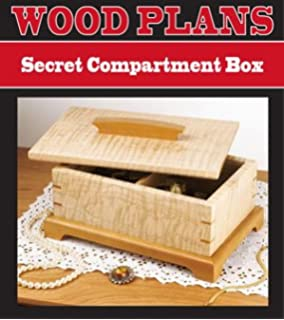 BuildYourOwn Jewellery Box Set Plan American Furniture Design