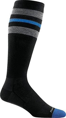 Darn Tough Vertex OTC Ultra-Light Sock - Men's Black X-Large