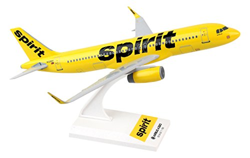 Daron Skymarks Spirit A320 Airplane Model (1/150 Model)