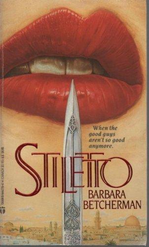 book cover of Stiletto
