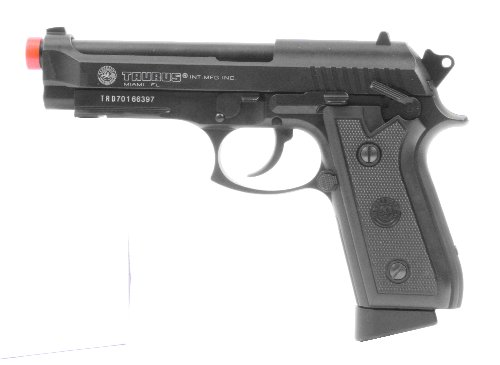 Soft Air PT99 Taurus Co2 Full Auto Metal Blowback Pistol (Best Semi Auto Airsoft Pistol)