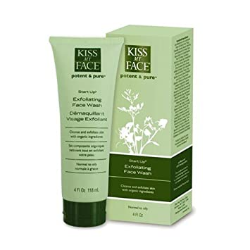 Start Up Exfoliating Face Wash by Kiss My Face #6