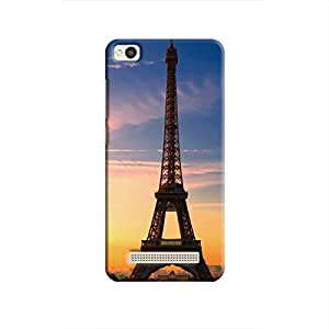 Cover It Up - Eiffel Evening Redmi 4A Hard case