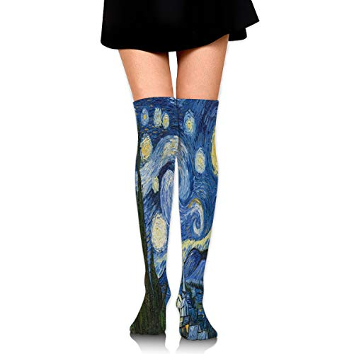 Stockings Solar System Pencil Drawing Amazing Womens Boot Socks Accessory Knee Thigh Sock Clearance For Girls