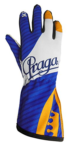 Racing Kart Chassis (K1 Race Gear Team Branded Praga Kart Racing Gloves (Blue/White, Large))