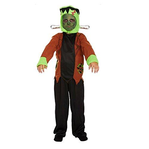 Halloween Children's Frankenstein Monster Costume Large Age