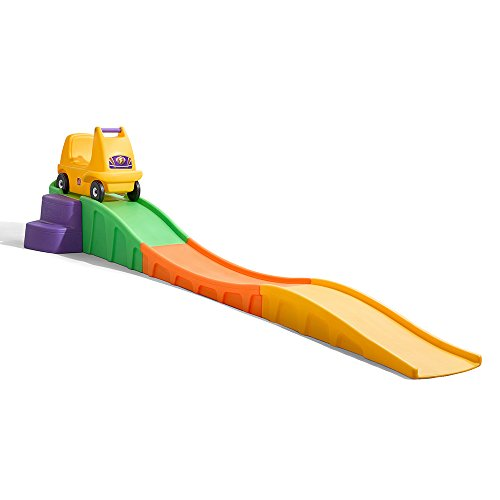 Indoor Kids Slide (Step2 Up & Down Roller Coaster Ride On)