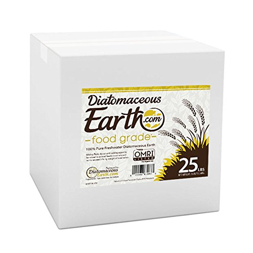 Diatomaceous Earth Food Grade 25 Lb
