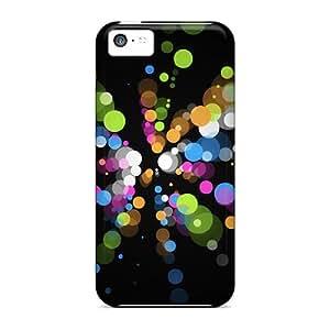Slim New Design Hard Case For Iphone 5c Case Cover - ESMUovd5894xcBro