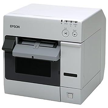 Epson TM-C3400 (012) - Impresora de etiquetas (PS, ECW ...