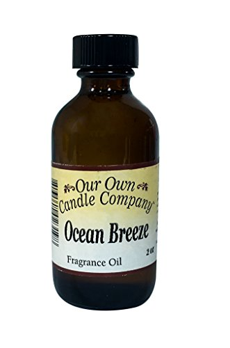 Our Own Candle Company Fragrance Oil, Ocean Breeze, 2 oz