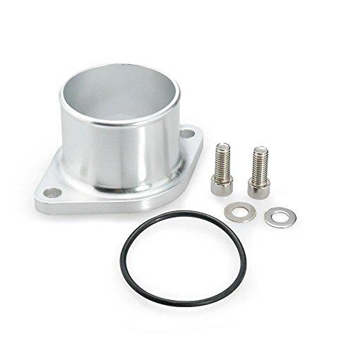 Turbo Inlet Flange (Turbo Compressor Inlet Flange Adapter for Nissan SR20DET Garrett GT25 GT28 T25)