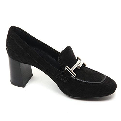 Donna Nero Nero Tod's Maxi B7648 doppia Shoe T Woman T70 Scarpa Decollete R11E8qBw
