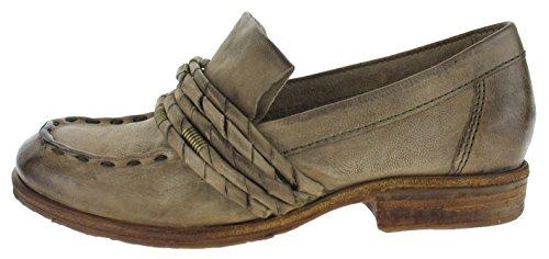 A.s.98 52103–9900 en cuir pour femme (rino) 6269, mocassins femme - - Rino (mittelbraun), 41
