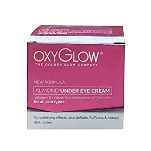 Oxyglow Almond Under Eye Repair Cream, 12g
