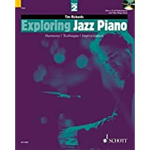 Exploring Jazz Piano - Volume 2: Book/CD