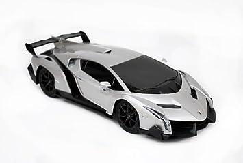 118 scale rc lamborghini veneno supercar radio remote control sport racing car