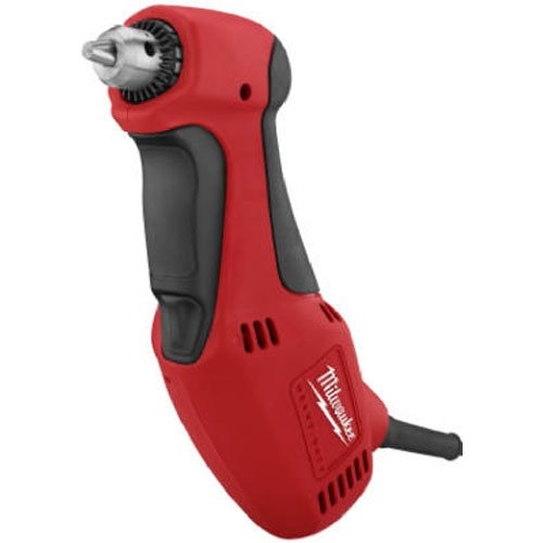 Read About Milwaukee 0370-20 3/8-inch, 55-Degree Close Quarter Drill