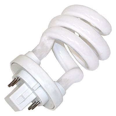 13-Watt Compact Fluorescent Light Bulb with G24Q-14
