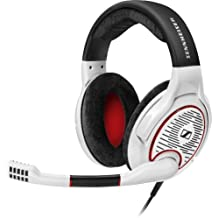 Sennheiser 506065 GAME ONE Gaming Headset - White