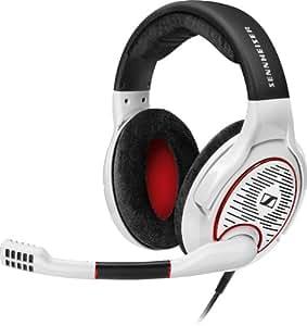 Sennheiser 506065 GAME ONE Open Acoustic Gaming Headset, White