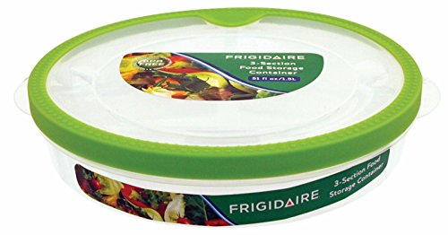 Frigidaire Bento Lunch Container Compartments