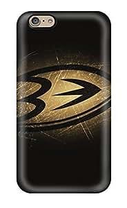 New LbsIwel745abbhA Anaheim Ducks (3) Tpu Cover Case For Iphone 6 by kobestar