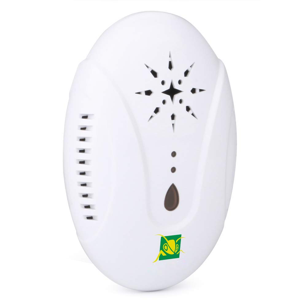 Ultrasonic Pest Repeller for Pest Control, 3 in 1 Electronic Bug Repellet Plug-in Indoor. Repel Bugs Mice Roaches Ants Spiders Rats Bats Bedbugs Birds Flies Mosquitoes Fleas Rodents and Insects by Wipest