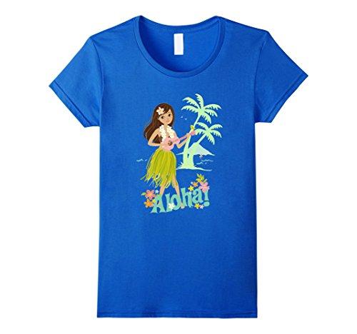 Hula Girl Shirt - 6