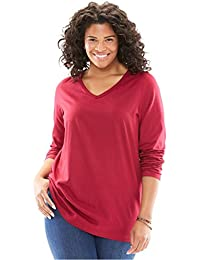 92862cb3 Amazon.com: Woman Within - Plus-Size / Women: Clothing, Shoes & Jewelry