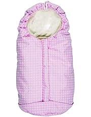 Nuvita 9215 Ovetto Pop - Saco universal para todos los tipos de capachos y sillas de coche
