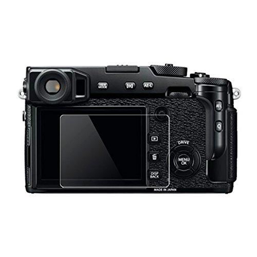 Fujifilm XPRO2 Camera Screen Protector, BolinUS 0.3mm LCD Optical 9H Hard Tempered 2 Pack Anti-scratch Glass Screen Protector Skin Film for Fujifilm Fuji X-PRO2 Camera
