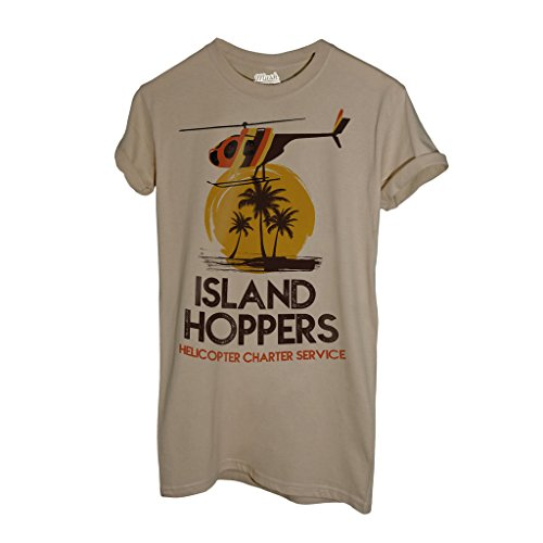 T-Shirt MAGNUM PI- ISLAND HOPPERS - FILM by iMage Dress Your Style