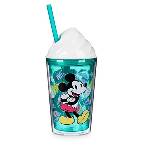 Disney Mickey and Minnie Mouse Ice Cream Dome Tumbler with Straw