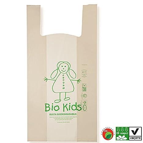 Bolsas biodegradables y compostables - Bolsas Shoppers con ...