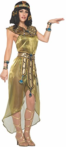 Forum Novelties Costume Toga Dress, Gold