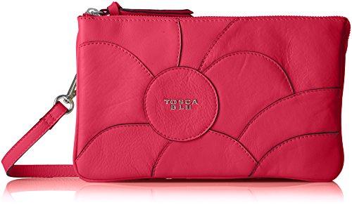 Tosca Blu - Bubbles, Borse a secchiello Donna Rosa (Fuchsia)