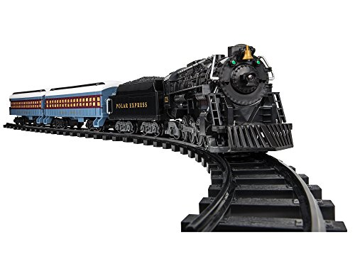 Gauge Trains O Model (Lionel Polar Express Ready to Play Train Set)