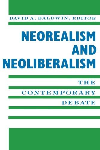 Neorealism+Neoliberalism