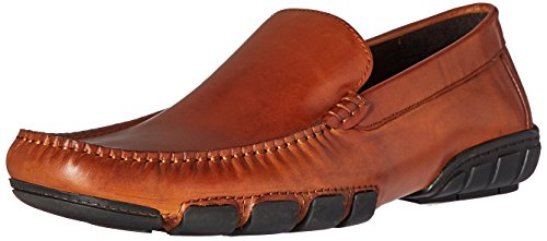 Kenneth Cole New York Men's Tuff Guy Slip-On Loafer Cognac HSx14lv