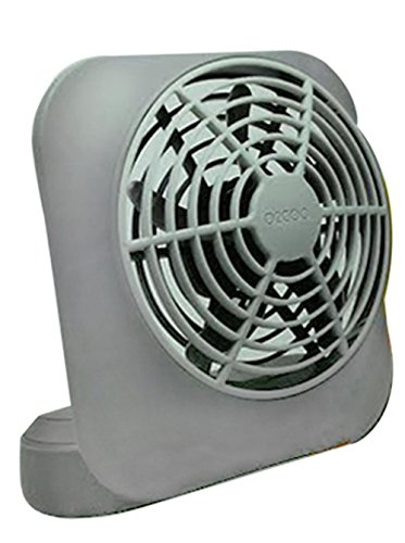 O2 Cool 5 Portable Battery Operated Desk Fan - 8