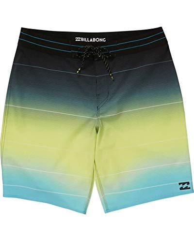 d60766cb7b44ce Billabong Men's Fluid Airlite Boardshorts Lime 32 - Buy Online - See ...
