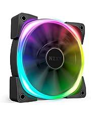 NZXT AER RGB 2-120mm - Advanced Lighting Customizations - Winglet Tips - Fluid Dynamic Bearing - LED RGB PWM Fan for Hue 2