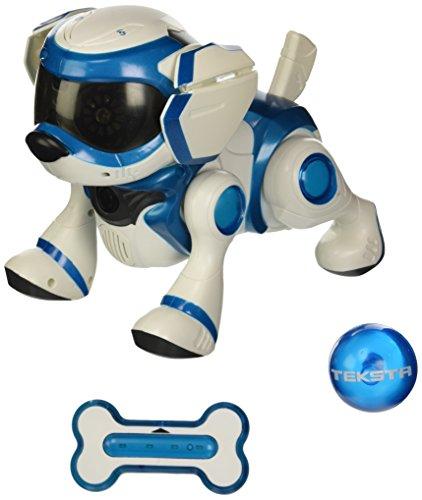 Splash Toys - Teksta Roboter Hund blau oder Dalmatiner
