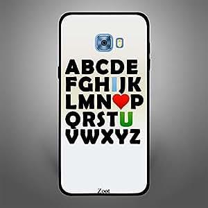 Samsung Galaxy C5 abcd i love u
