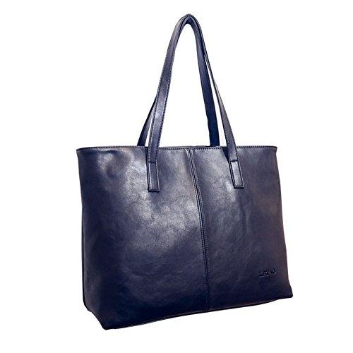 JIARUO Women Leather Shoulder Handbags product image