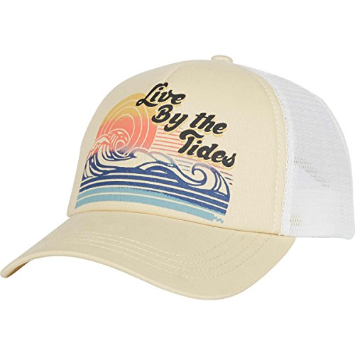 Billabong Women's Aloha Forever Trucker Hat, Mellow Yellow, One - Hat Tropical