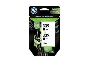 HP 339 - Cartucho de tinta para impresoras (Negro, 1720 páginas, Inyección de tinta, 20 - 80%, -15 - 35 °C, 15 - 35 °C)